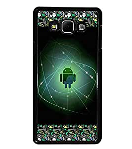 PrintDhaba Android D-2511 Back Case Cover for SAMSUNG GALAXY E7 (Multi-Coloured)