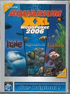 Aquarium XXL MegaPaket 2006