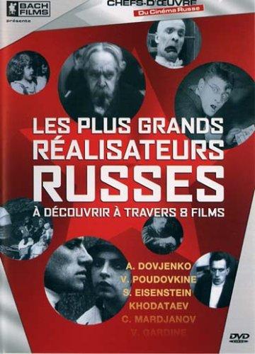 Les plus grands réalisateurs russes