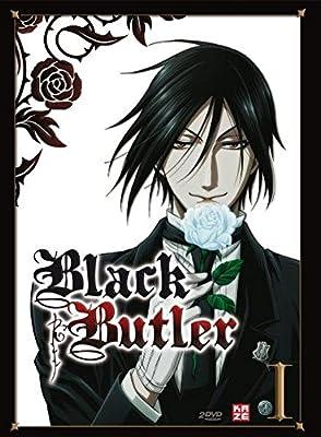 Black Butler - Box Vol.1 (2 DVDs) [Limited Edition]
