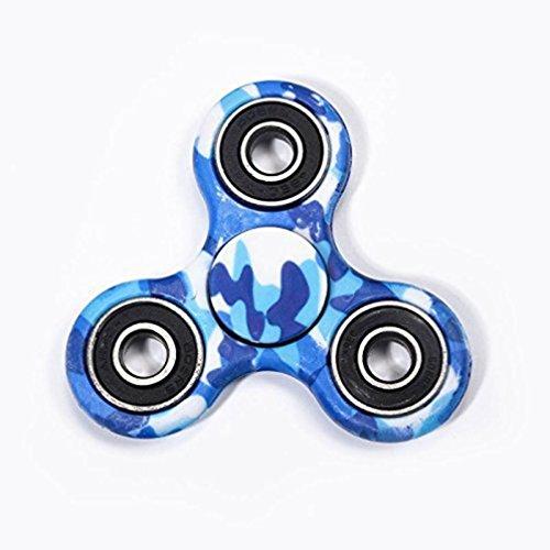FEITONG-Camuflaje-Tri-Spinner-Agitarse-Juguetes-3D-EDC-Hilandero-de-mano-fidget-Juguetes-Anti-Stress