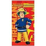 Hit Entertainment Feuerwehrmann Sam Handtuch Mikrofaser
