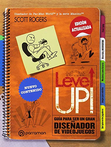 Level Up (Diseño Multimedia) por Scott Rogers