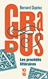 Les procédés littéraires (Dictionnaire)