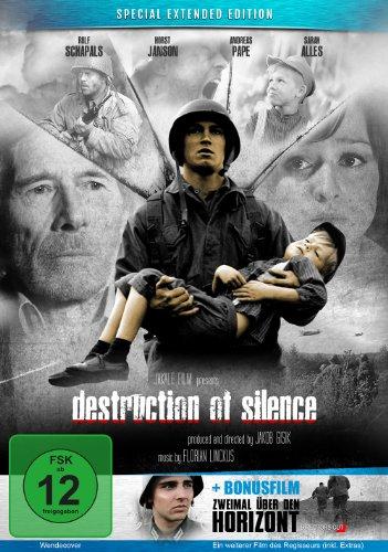 """Bild von Destruction of Silence (Special Extended Edition) (+ Bonusfilm """"Zweimal über den Horizont"""" Directors Cut) [Special Edition]"""