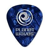 Planet Waves Médiators Planet Waves bleus, pack de 10, Extra-Heavy