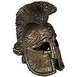 Pet Ting Roman Copricapo acquatiche Ornamento–Decorazione Acquario–Vivarium Decorazione