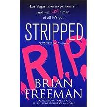Stripped (Jonathan Stride) by Brian Freeman (2007-07-31)
