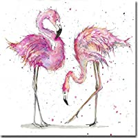 Amazon Fr Flamant Rose Cartes Et Papier Cartonne Papeterie
