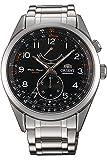 Orient Herren Analog Automatik Uhr mit Edelstahl Armband FFM03001B0