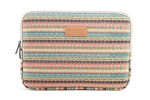AreTop® Housse Sacoche pour iPad Tablet Ordinateur Portable 10 pouces (27 * 21 * 1.5 cm, Petit