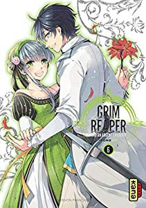 The grim reaper and an argent cavalier Edition simple Tome 6