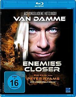 Enemies Closer - Bad Country [Blu-ray]