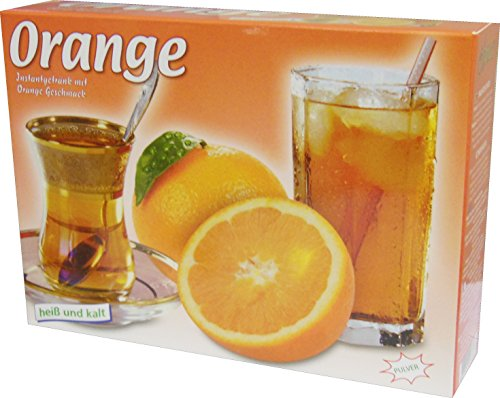 Orange Instant Teegetränk 300g, Ottoman