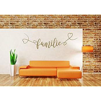 Familie Zitat, Vinyl Wandkunst Aufkleber, Wandbild, Aufkleber. Zuhause, Wanddekor. Schlafzimmer, Wohnzimmer