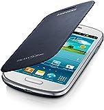 Samsung Galaxy S3 Mini Flip Case - Pebble Blue