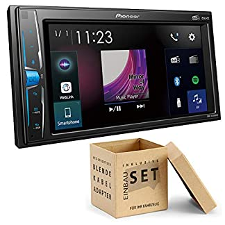 Pioneer-DMH-A3300DAB-2-DIN-DAB-Multimedia-Player-inkl-Antenne-Bluetooth-passend-fr-Mercedes-Sprinter