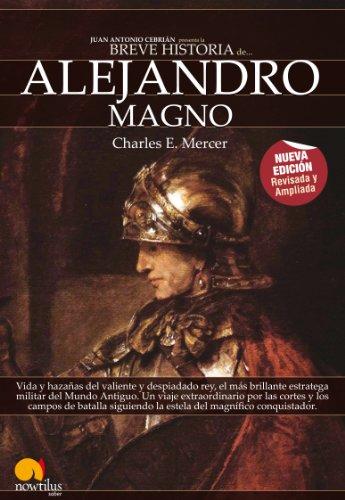 Breve historia de Alejandro Magno por Charles Mercer