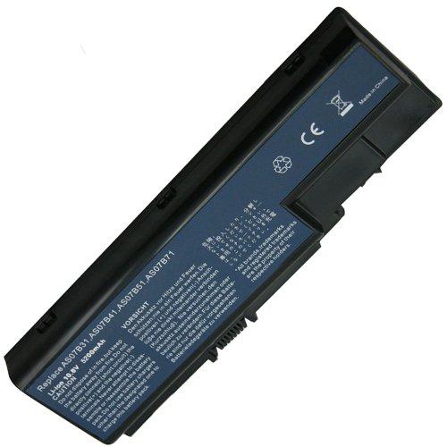 Akku Batterie für Acer Aspire 7735ZG 7736G 7736Z 7736ZG 7738G 7740G AS07B31, AS07B71, AS07B32, AS07B51, AS07B52, AS07B72, AS07B41 5200mAh