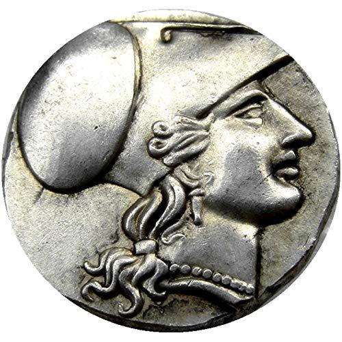 Truteraa - Seltene Altgriechische Münze -415 Tetradrachm kopieren Münzen - Buch Seltene Münzen