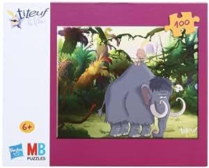 MB Puzzles - 31048 - Puzzle - Titeuf - 100 pièces - Titeuf et le Mammouth