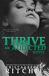 Thrive (Addicted Series) (English Edition)