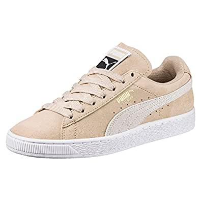Puma Women's Suede Classic Wn's Beige Sneakers - 4 UK/India (37 EU)(36616107)