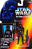 Hasbro Imperial Tie Fighter Pilot with Blaster Rifle A New Hope Red Card - Star Wars Power of the Force Collection Kenner