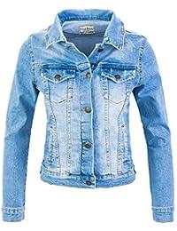 570fa83d2380 Suchergebnis auf Amazon.de für  Jeansjacke hell - Damen  Bekleidung