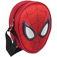 Spiderman 2100001664 3D, 18 cm, Rojo