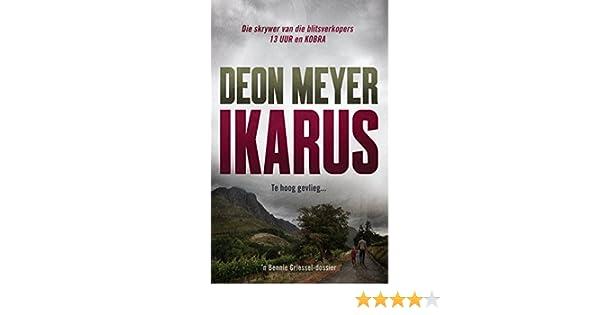 Ikarus afrikaans edition ebook deon meyer amazon kindle store fandeluxe Gallery
