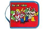 Super Mario Universal Folio Rangement Console pour Nintendo 3DS/2DS