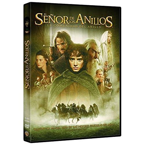 El Señor De Los Anillos: La Comunidad Del Anillo (Edición Cinematográfica) [DVD] 2