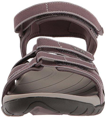 Teva Tirra W's Damen Sport- & Outdoor Sandalen Plum Truffle