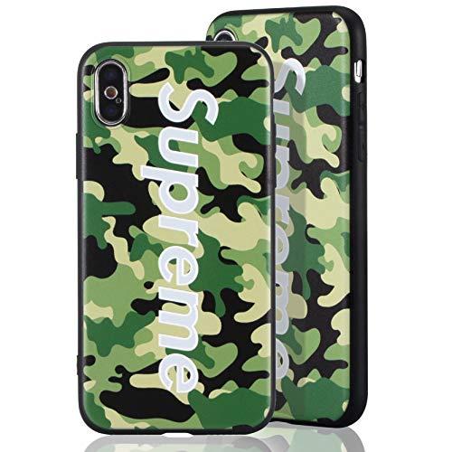 SUP Camo Case [ Kompatibel mit Apple iPhone XS Max - 6.5