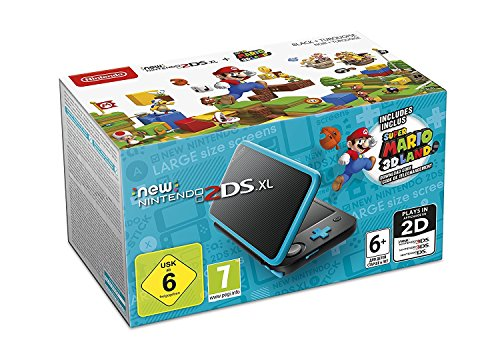 New Nintendo 2DS XL avec Super Mario 3D Land