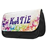 Best Cousin Girls - Personalised Butterflies Pencil Case / Make up bag Review