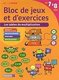 Telecharger Livres Bloc de Jeux et d Exercices Tables de Multiplication 7 8 a (PDF,EPUB,MOBI) gratuits en Francaise