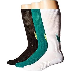 Nike Jungen 3p YTH Boys Graphic Ctn Cush Pack 3 Paare Socken