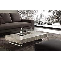 Amazon.it: Tavolo trasformabile in tavolino - Tavoli e tavolini ...