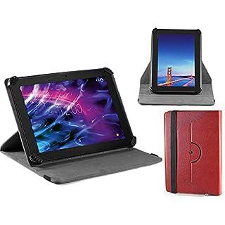 Navitech Neopren Serie rot rot A96 -Archos Arnova 10 inch Tablet