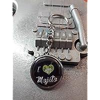 Porte Clé I Love Mojito