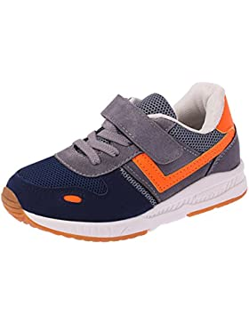 GEMVIE Zapatos Infantiles Deportivos Unisexo Primavera Otoño Running Sneakers