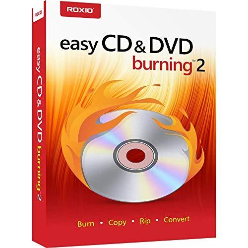 Corel ROXIO EASY CD + DVD BURNING 2