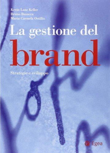 La gestione del brand. Strategie e sviluppo