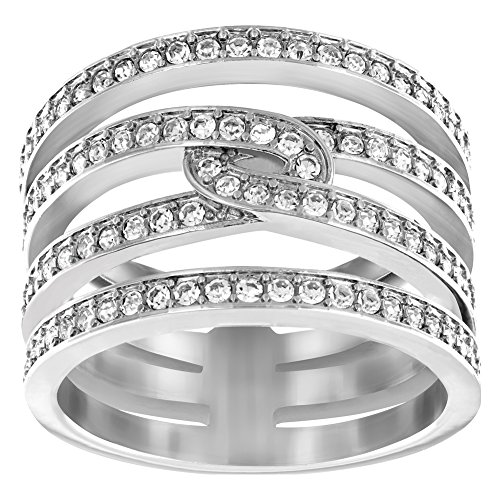 Swarovski anillos Mujer vidrio
