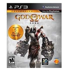 God of War Saga Collection (PS3)
