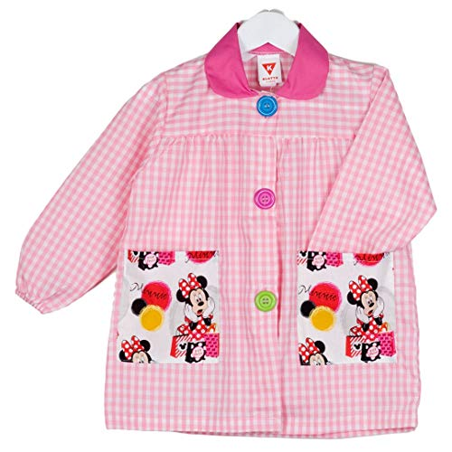 KLOTTZ - BABY MINNIE GUARDERIA niñas color: ROSA talla: 1