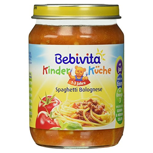 Bebivita Spaghetti Bolognese, 250 g