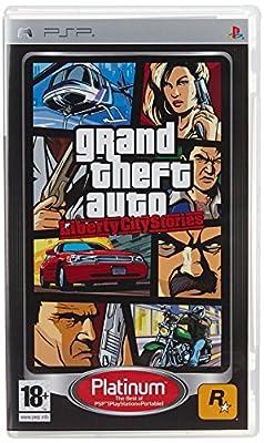 Grand Theft Auto: Liberty City Stories (PSP)